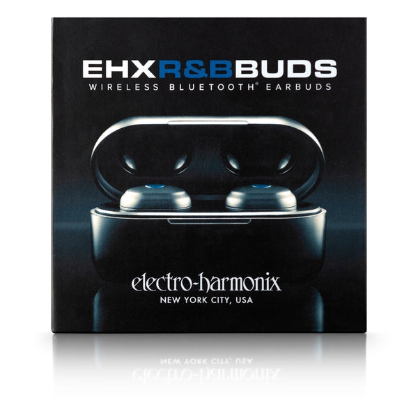 ElectroHarmonix RBBUDS R&B Wireless Bluetooth Ear Buds Headphones