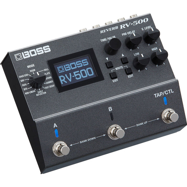 Boss RV500 Reverb Multi Effect Effects Pedal