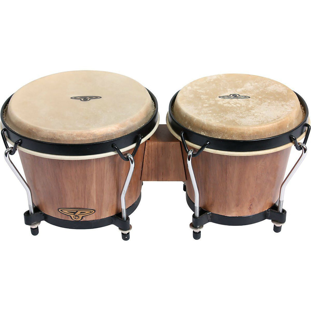Latin Percussion Traditional Bongos Dark Wood - CP221DW