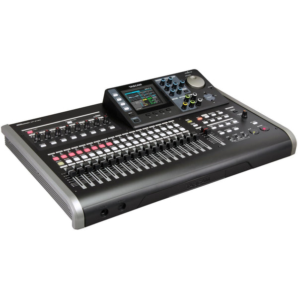 Tascam DP24SD Portastudio 24 Track Digital Multitrack Recorder