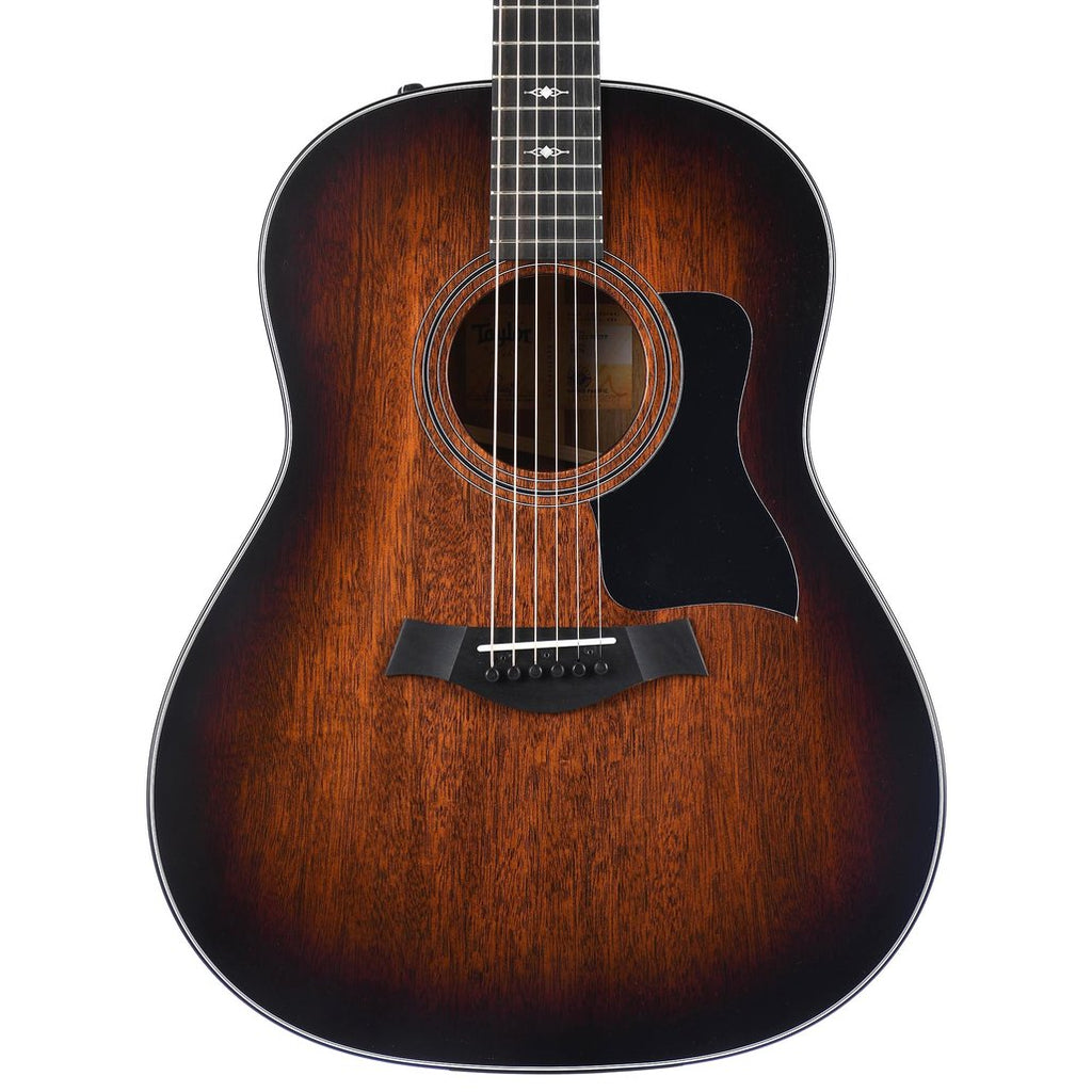 Taylor 327E GP V-Class Acoustic Electric Blackwood Mahogany with Case