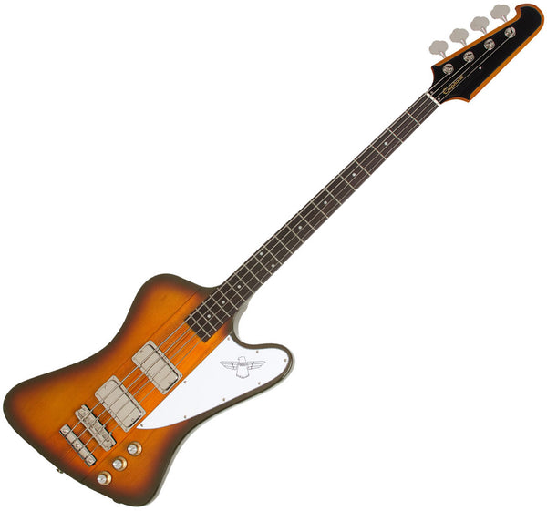 Epiphone Thunderbird Vintage Bass Guitar in Tobacco Sunburst