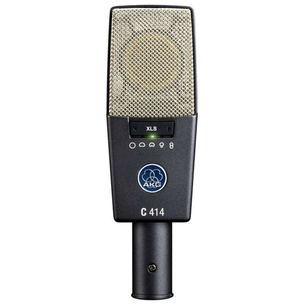 AKG C414XLS Reference Multipattern Large Diaphram Studio Condenser Microphone