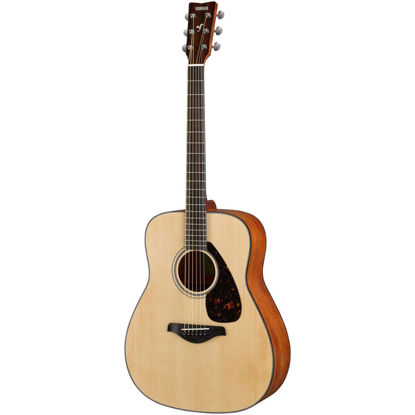 Yamaha Acoustic Guitar Solid Spruce Top in Matte Finish - FG800M