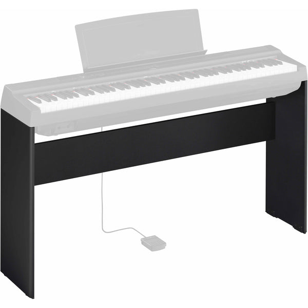 Yamaha Stand for the P125 Digital Piano in Black - L125B