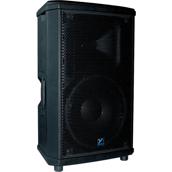"Yorkville NX25P2 12"" Powered PA Speaker Cabinet 300w"