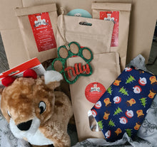 Happy Tails Wag Box one month/monthly subscription (Dog Treats & Accessories Collection)
