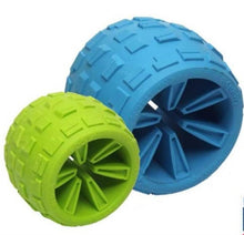 Cycle Dog High Roll plus Dog Ball (treat hiding) - Happy Tails Natural Treats