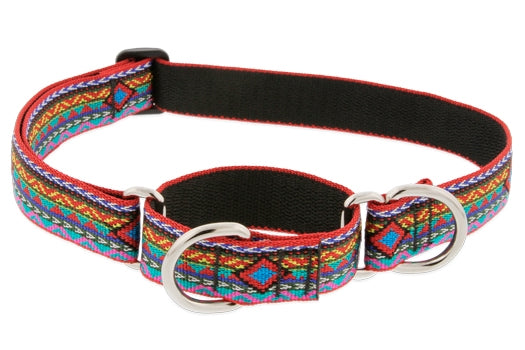 Lupine Dog Collars - Martingale