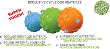 Cycle Dog High Roller Ball - Happy Tails Natural Treats