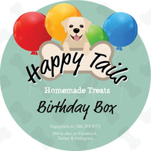 Birthday Box - Happy Tails Natural Treats