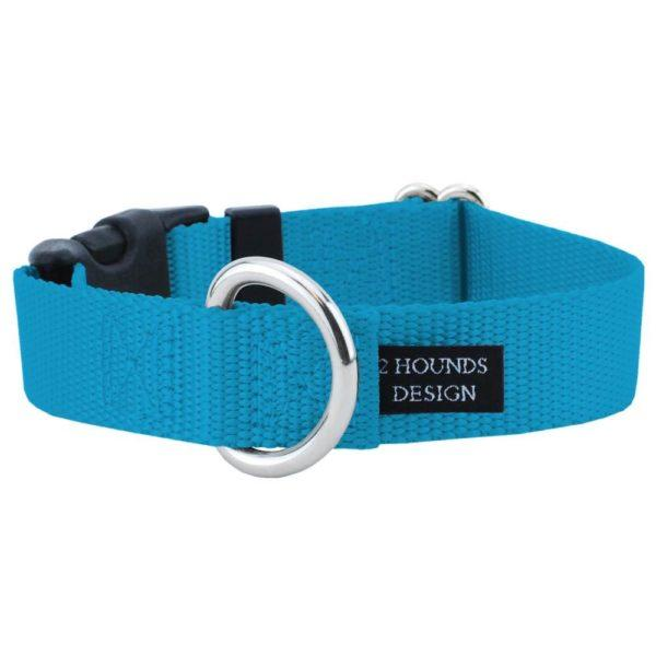 2 Hound Design Collars - Happy Tails Natural Treats