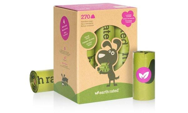 Earth Rated Eco Friendly Poo Bags - Happy Tails Natural Treats