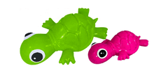 Cycle Dog 3 play turtle & hippo dog toy
