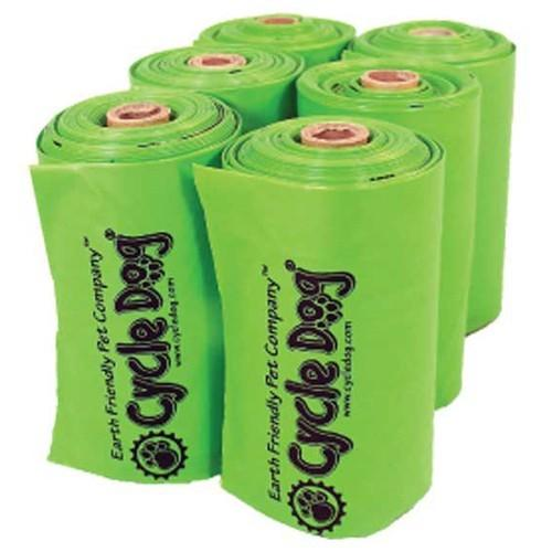 Cycle Dog Compostable Poop Bags - Happy Tails Natural Treats