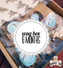 Wag Box 6 month subscription (Treats Only)