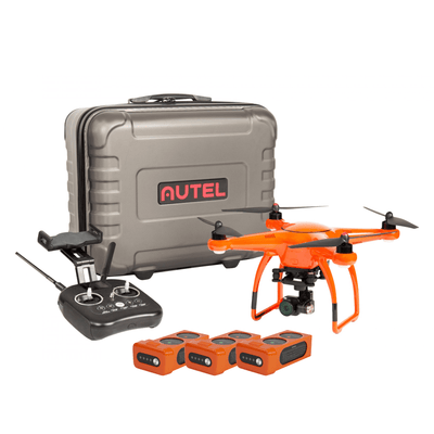 X-Star Premium Quadcopter w/ Hard Case & 2 Extra Batteries - Autel Robotics