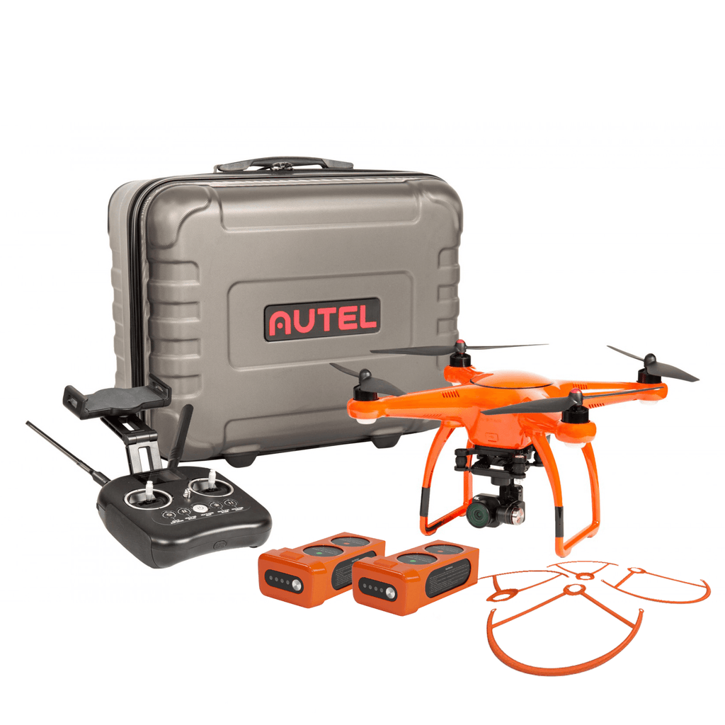 X-Star Premium Quadcopter w/ Hard Case, Extra Battery & Prop Guards - Autel Robotics