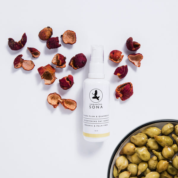 Kakadu Plum & Quandong Day Serum - Samantha Sona Ethical Beauty