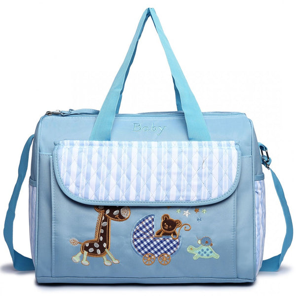 Animal Friends Changing Bag Sets