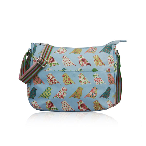 Blue Bird Small Bag