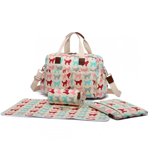 Bambinos Dog Changing Bag Sets