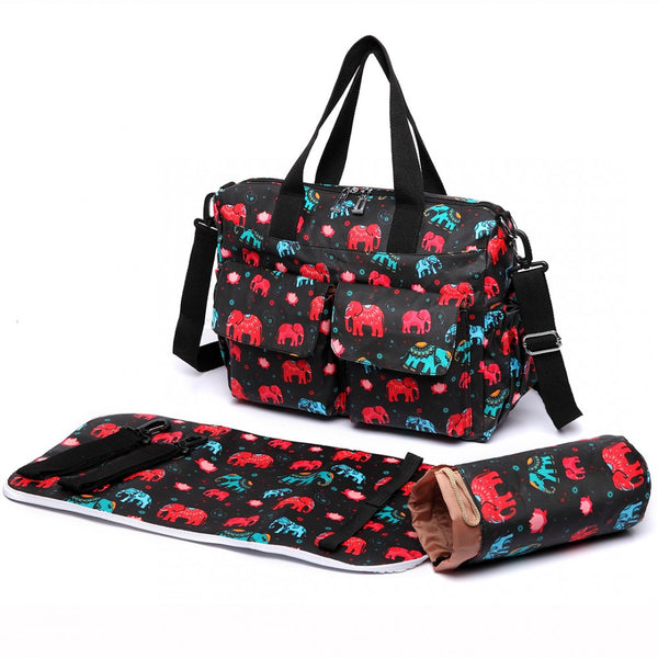 Bambinos Elephant Changing Bags