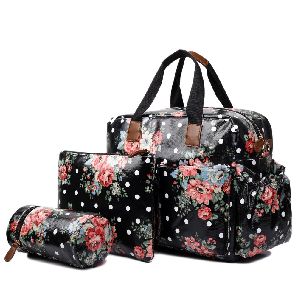 Vintage Flower Changing Bag Sets