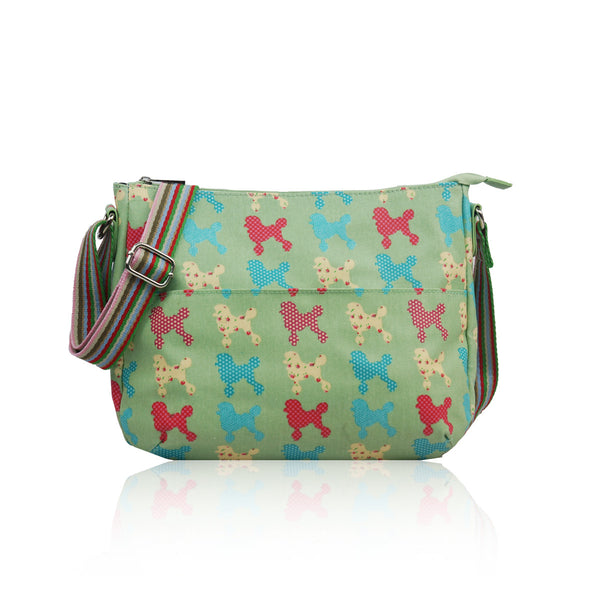 Green Dog Small Bag