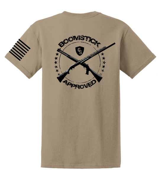 """Boomstick Approved"" T-Shirt"
