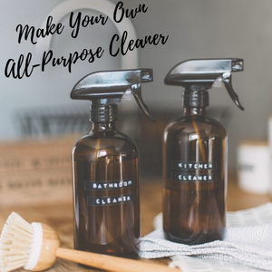 Make Your Own All-Purpose Cleaner