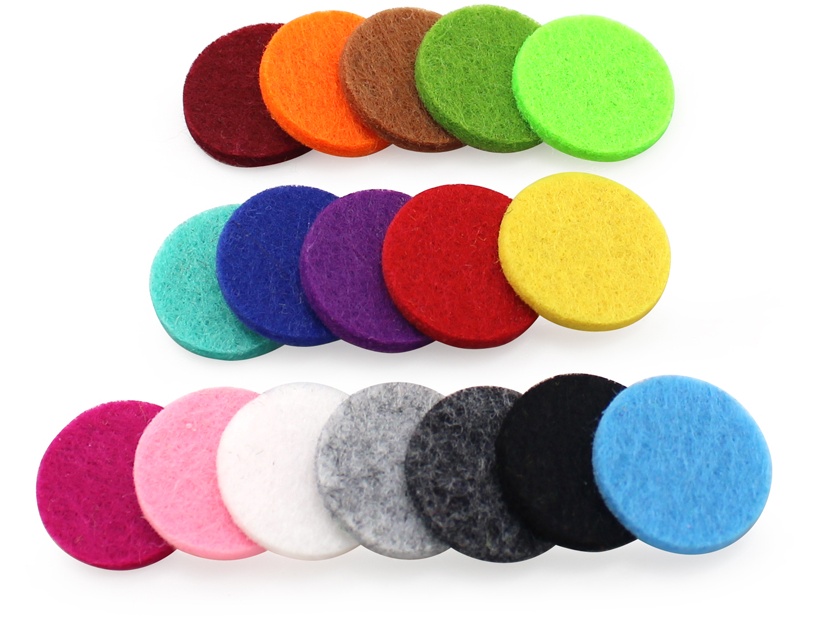 ~Replacement Diffuser Pads (for necklaces, bracelets, in-vent diffusers)
