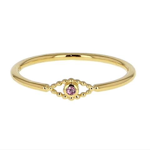 Bague Rhea Tourmaline-Euclide- laboutique.emma-chloe