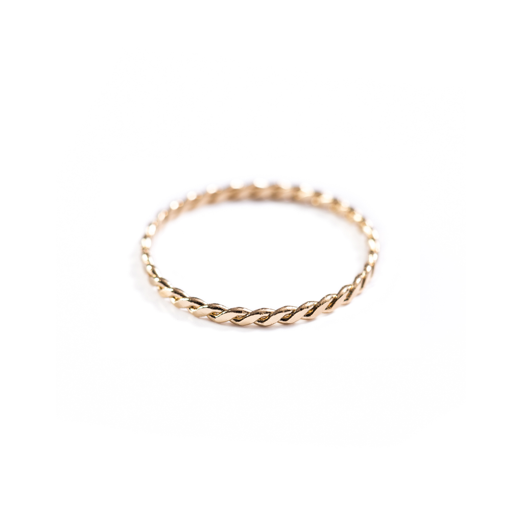 Bague Simple Filigrane-Tassia Canellis- laboutique.emma-chloe