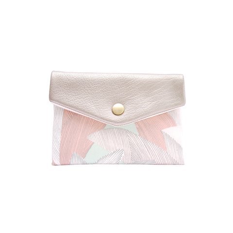 Porte-monnaie Tropical Rose-Lenocip- laboutique.emma-chloe