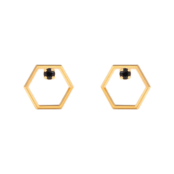 Boucles d'Oreilles Honey Jet