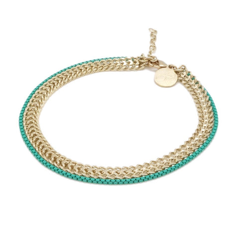 Bracelet Bloom Menthe