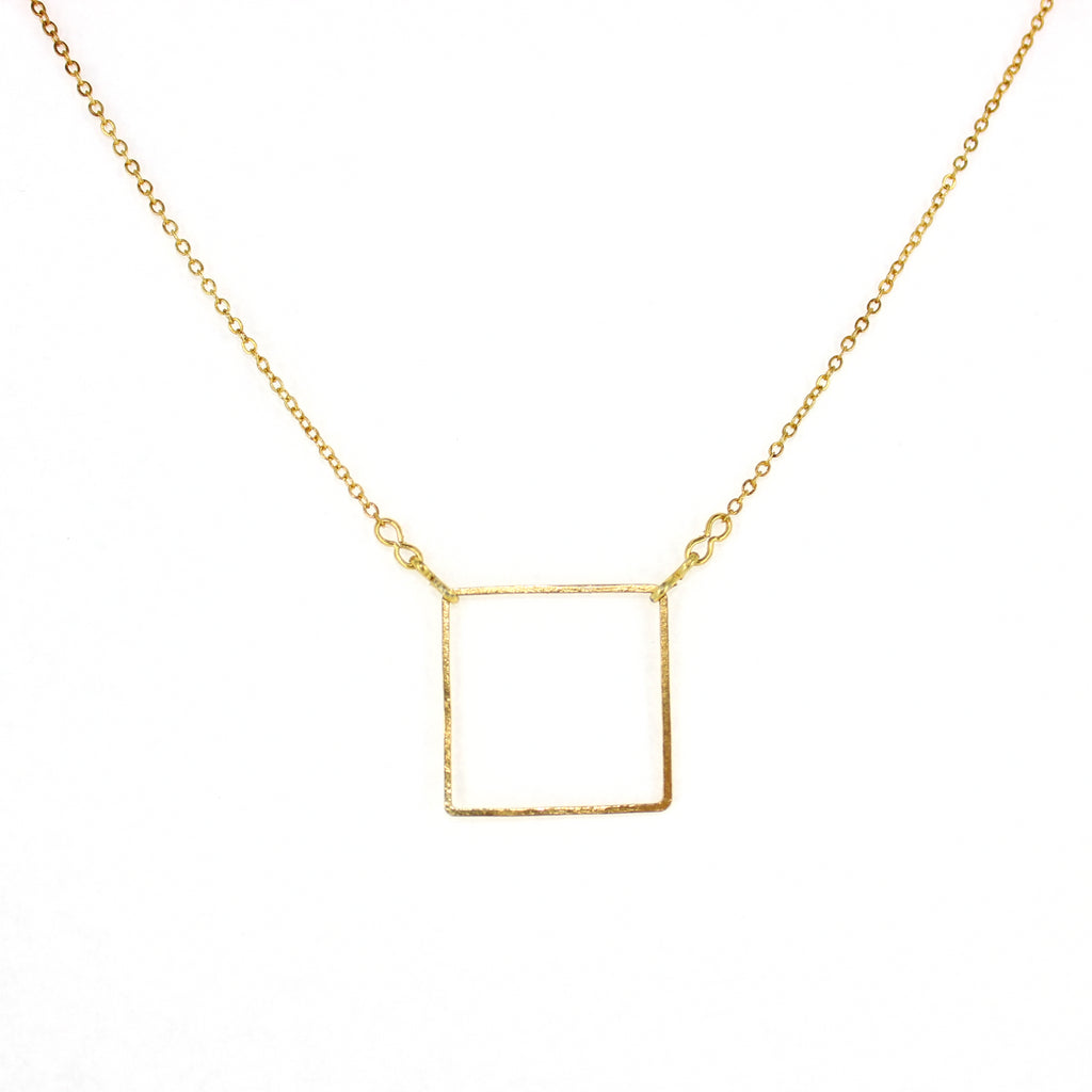 Collier Big Square