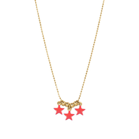 Collier Constellation rose indien-Hop Hop Hop- laboutique.emma-chloe