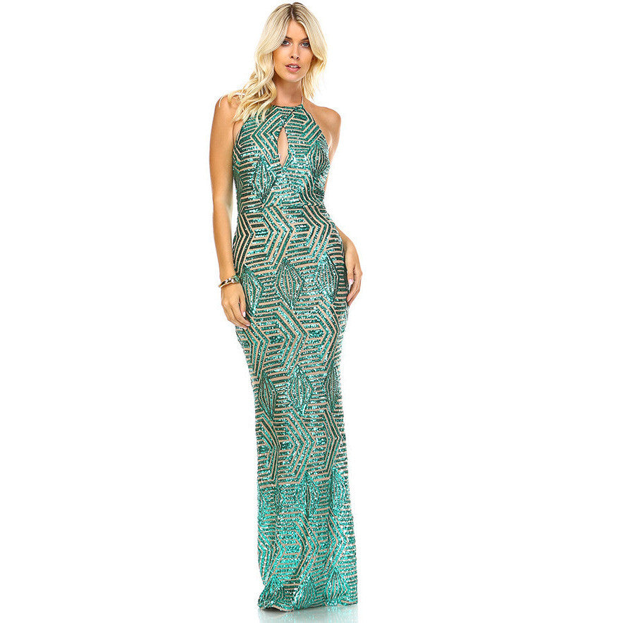 D1493 - Dress For My Party