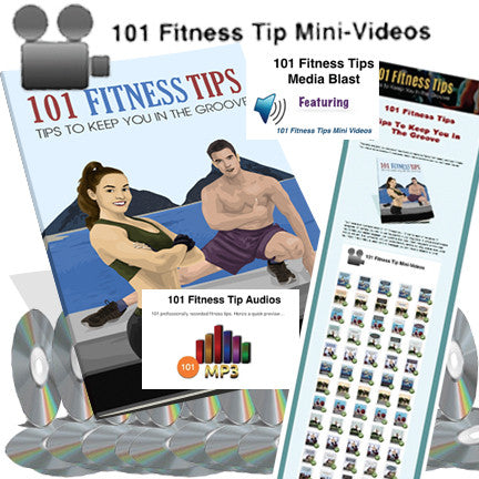 101 Fitness Tips for Success Bundle