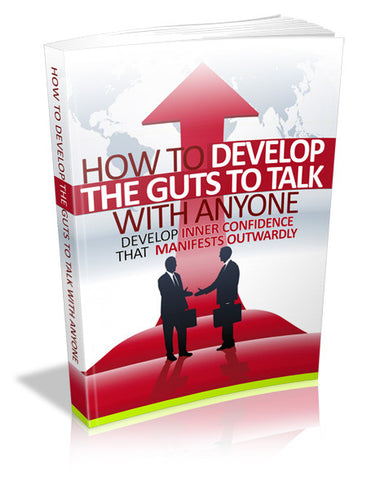 Develop Confidence to Talk with Anyone