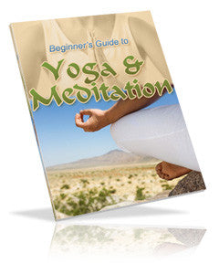 Beginning Yoga and Meditation