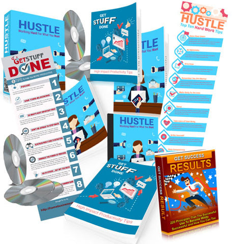 Action Plan for Success BUNDLE