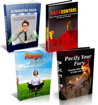 Anger Control for Success Bundle