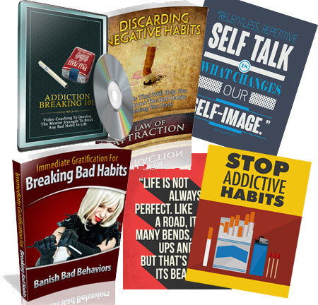 Bad Habit Defeat for Success Bundle