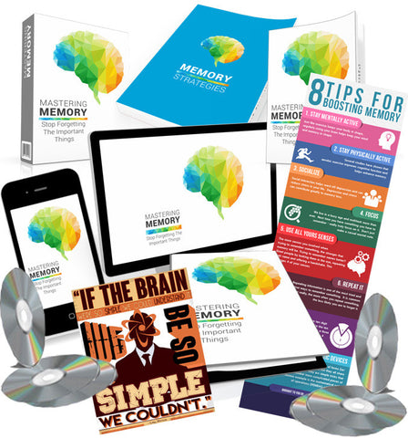 Brain Training for Success Bundle