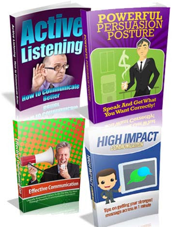 Communication Success Bundle