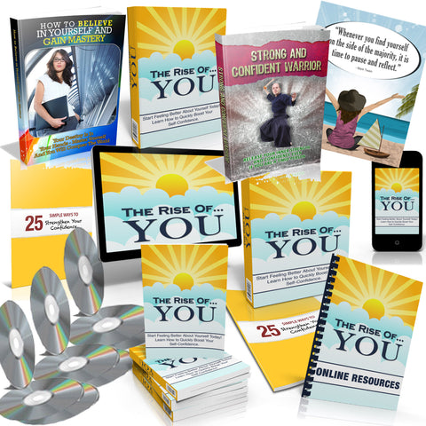 Confident You Success Bundle