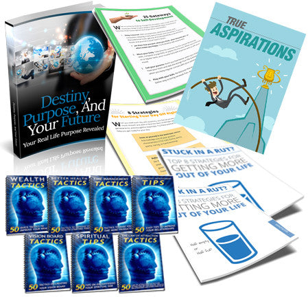 Dream, Act, Succeed Bundle